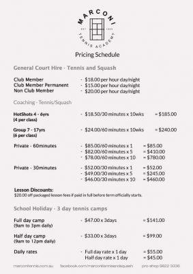 MTA_Pricing_Schedule_A4